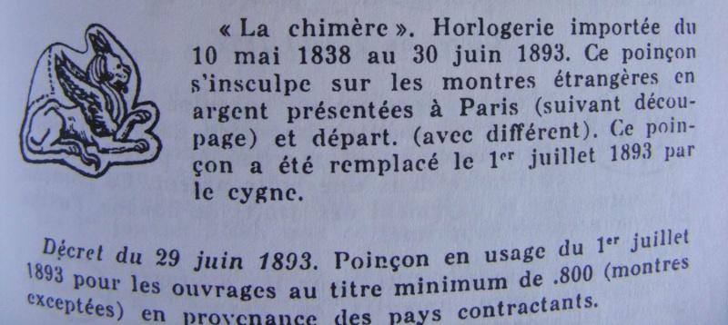 patek - [ICI vos demandes d'IDENTIFICATION de Montres de Poches] - Page 35 Chimer10