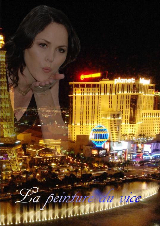 La peinture du vice [CSI - Las Vegas] Couver14