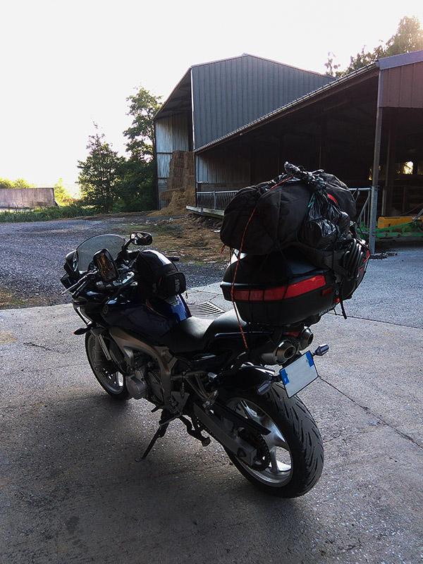Roadtrip dans les Ardennes Belges 1sleep11