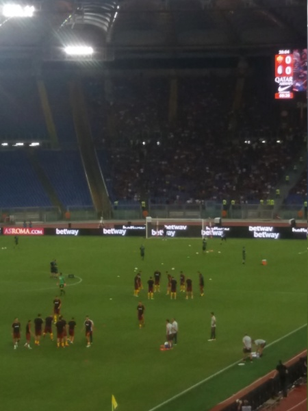 2ème journée: AS Roma 3-3 Atalanta - Page 7 20180813