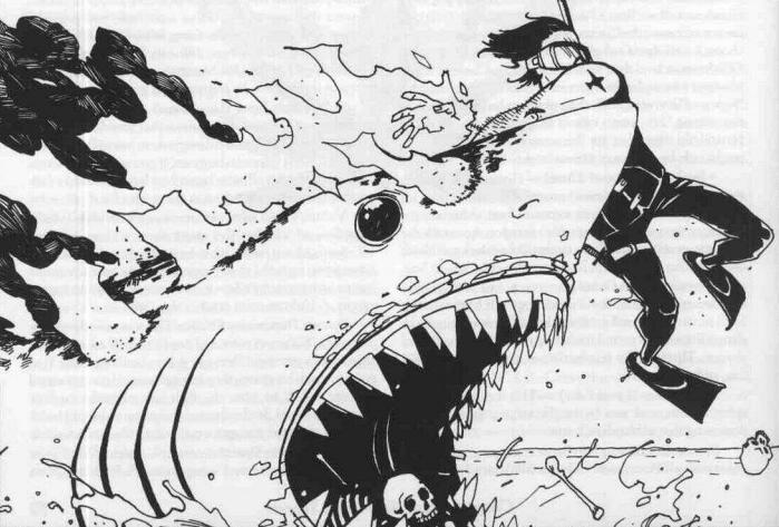 Raça - Corax Shark10