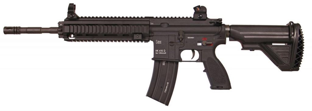Dilemme entre deux carabines semi-automatiques : Crossman DPMS SBRet la Sig SaueurMCX Captur11