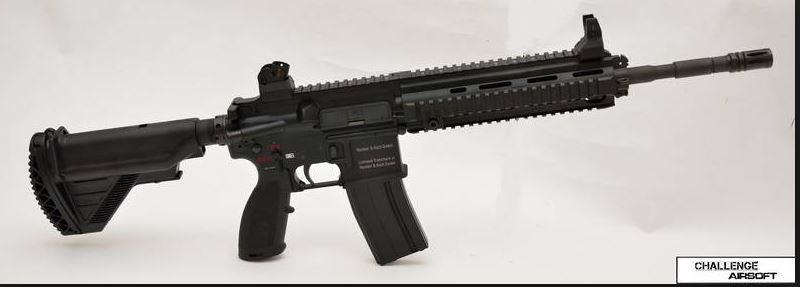 AR15 DPMS Crosman Modifier Hh10