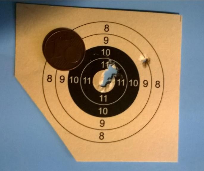 Avis sur carabine  Hw50s-14