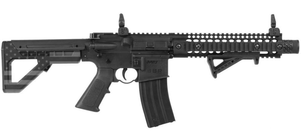 AR15 DPMS Crosman Modifier Projec10