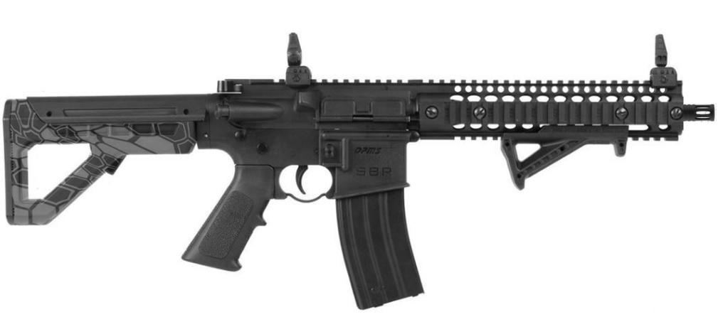 AR15 DPMS Crosman Modifier Projec12