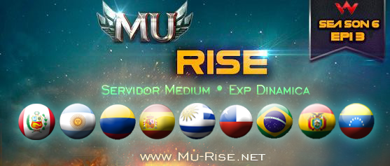 Mu Rise Season 6 | 100x | Dynamic Exp|  Logo13