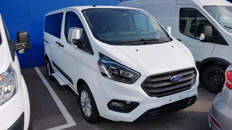Presentacion: Ford Transit Custom Kombi 105cv Img-2018