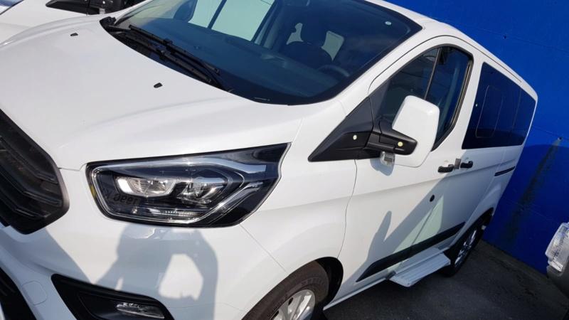 Presentacion: Ford Transit Custom Kombi 105cv Img-2020