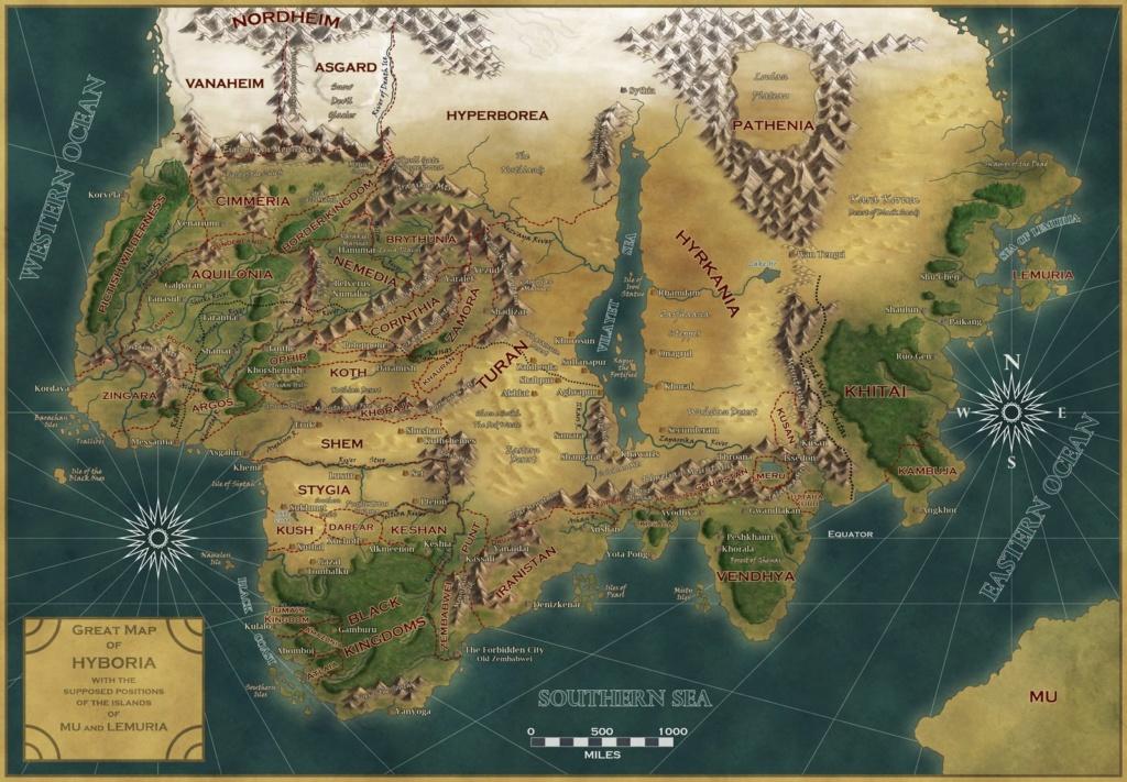 Mapas e outras informações Hybori10