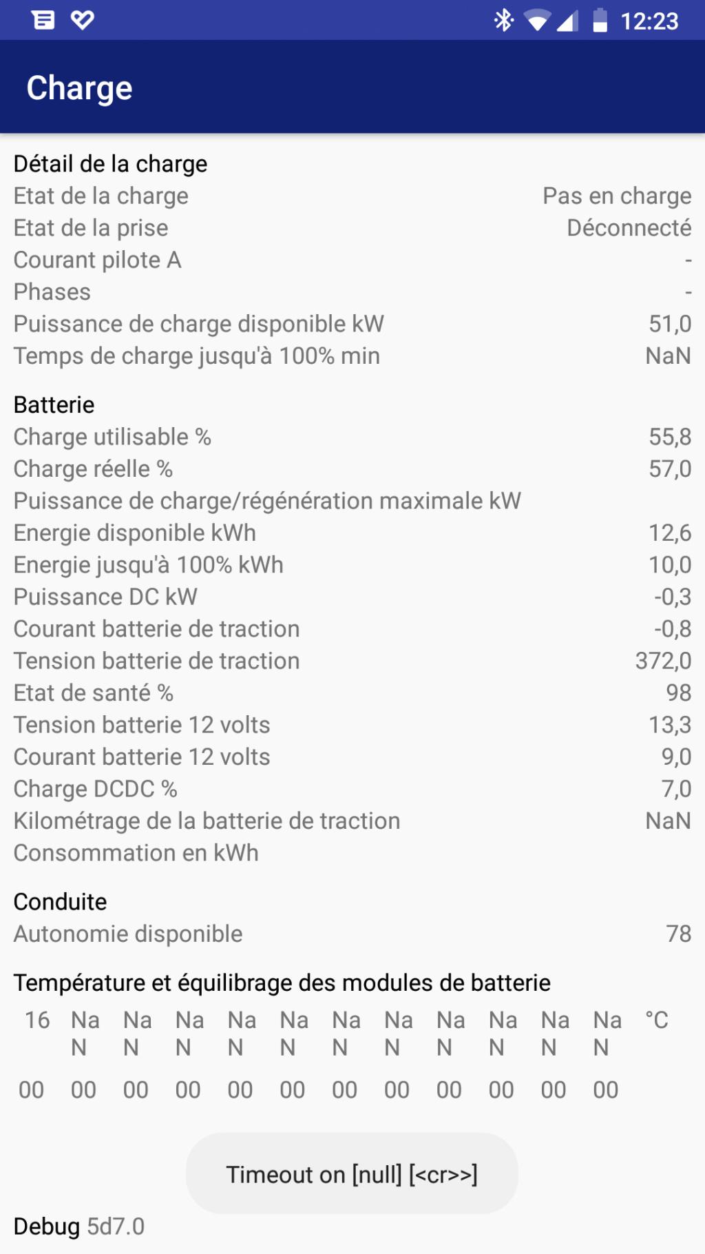 L'état de santé de la batterie - Page 8 Screen11