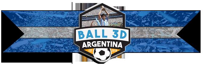 Ball 3D Argentina