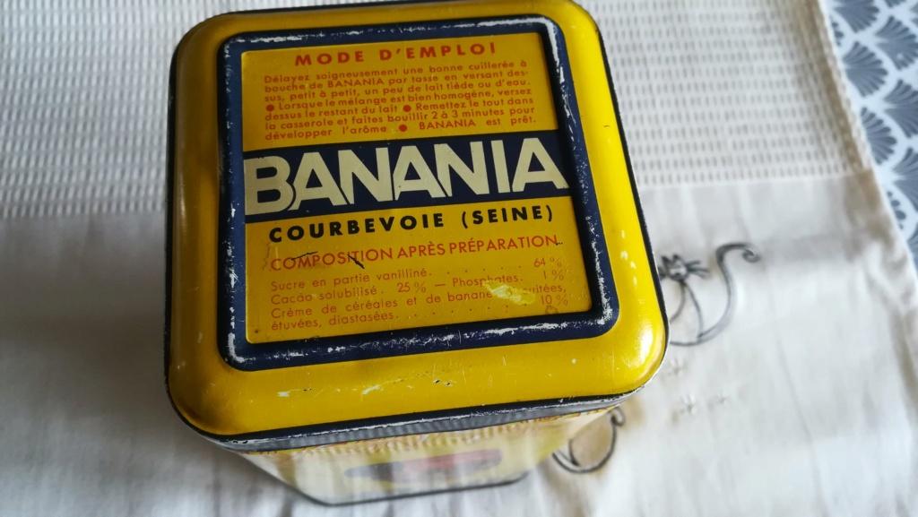 Boîte Banania années 50-60 21b07210