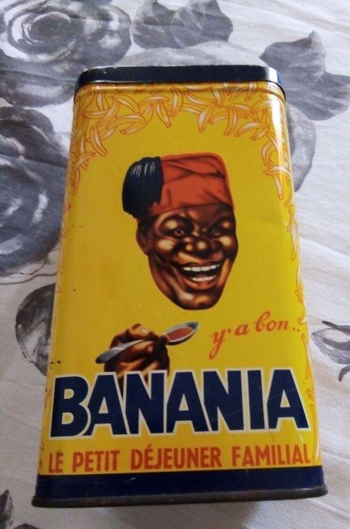 Boîte Banania années 50-60 A6a6d010