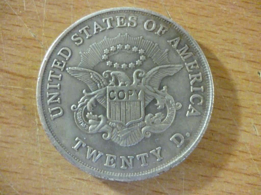 Pièce Américaine 1849 Americ11