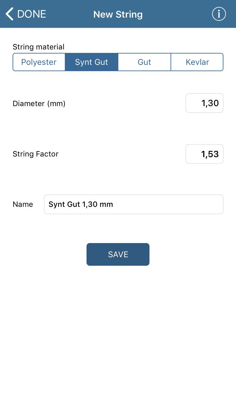 Yonex Rexis 1.30 - String Factor Img_2310