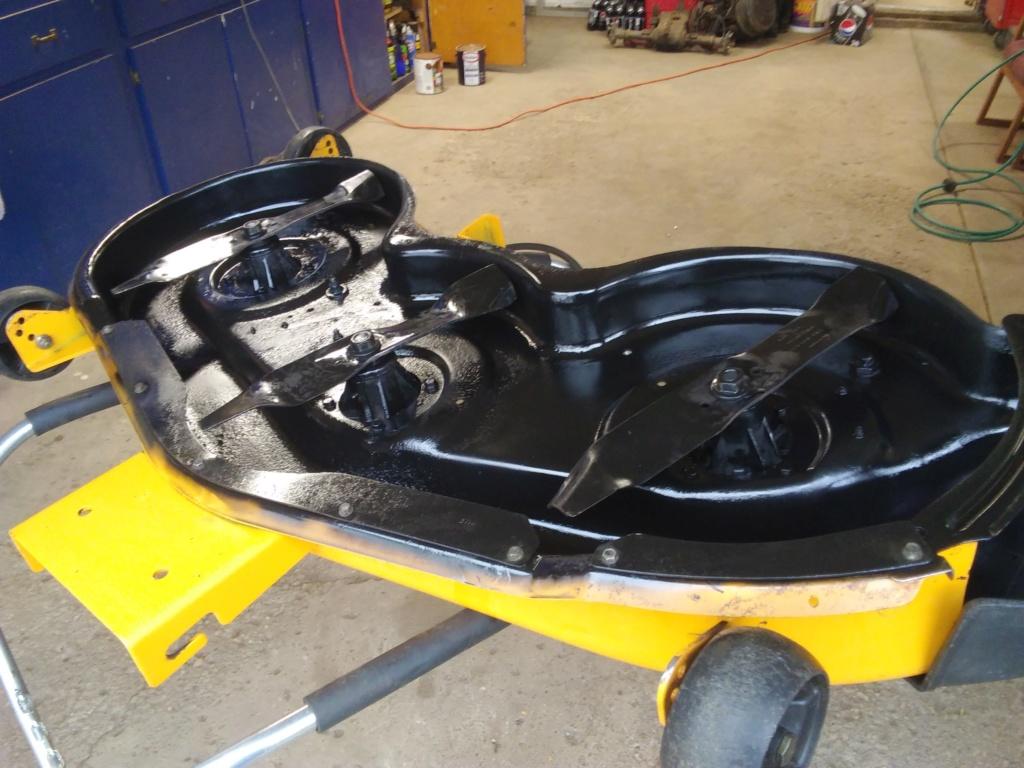 Murraymountain's Lawn Tractor Repairs 20180511