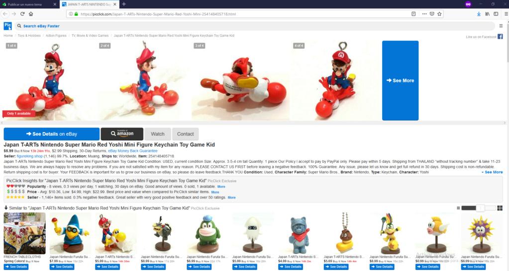 [Cafetería] ¿Comprarías esta figura de Yoshi y Mario? Prueba10