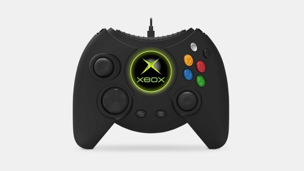 Si tuvistes la primera Xbox y te gustó, este mando es para tí. Re1ukp10