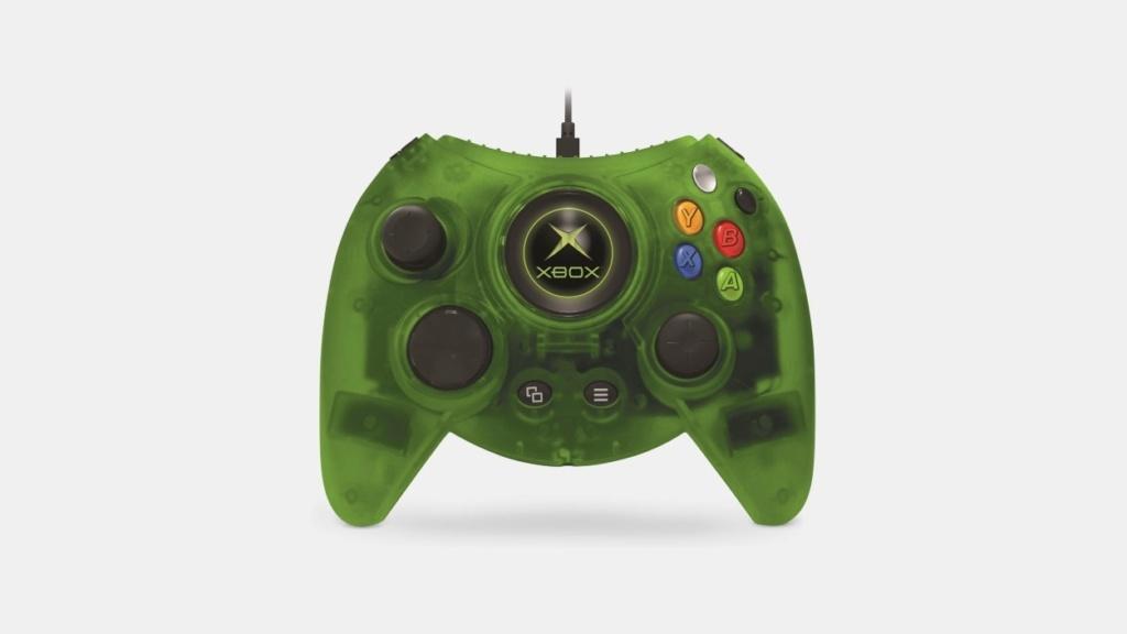 Si tuvistes la primera Xbox y te gustó, este mando es para tí. Re2ob010