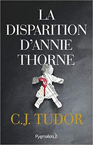 LA DISPARITION D'ANNIE THORNE  de C.J. Tudor  41ebfg11