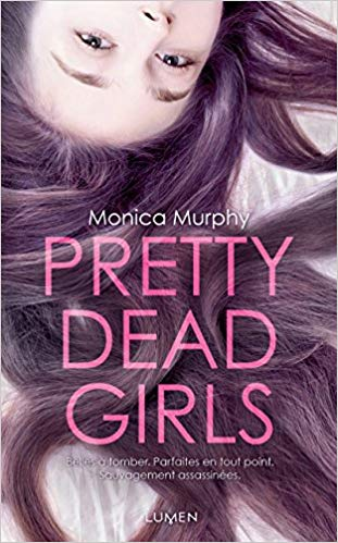 PRETTY DEAD GIRLS de Monica Murphy 51bpem10