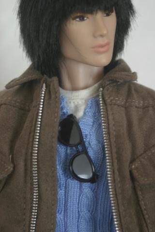 Ma galerie de petits mannequins >>> Nu Face Ayumi page 3 Img_1412