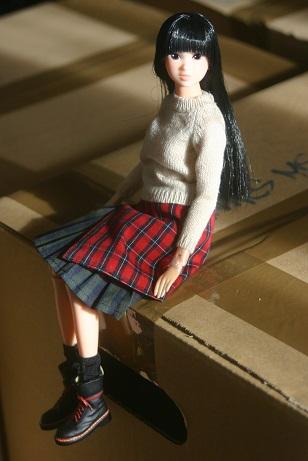 Ma galerie de petits mannequins >>> Nu Face Ayumi page 3 Mc210