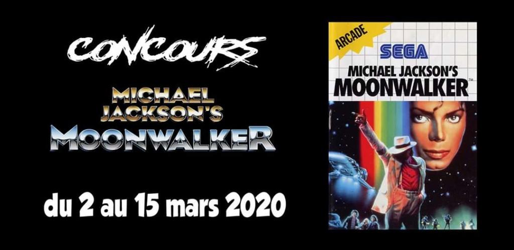 "Concours "" Mickael Jackson's - MoonWalker ""  Mars 2020 Moonwa10"
