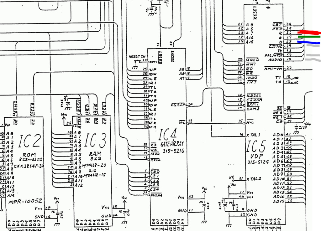 Master system 1 avec une image jaune (plus de bleu) Plan_s10