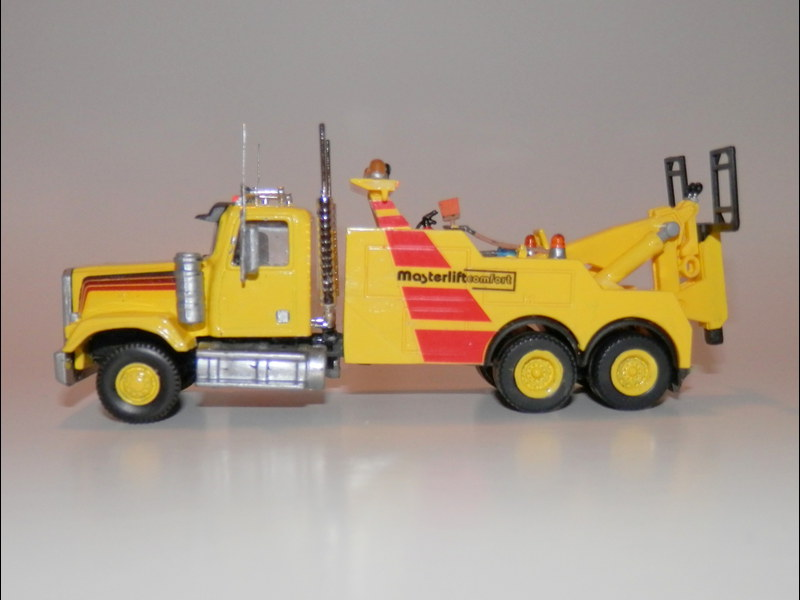 US Tow & Recovery Truck 1:87 P3150010