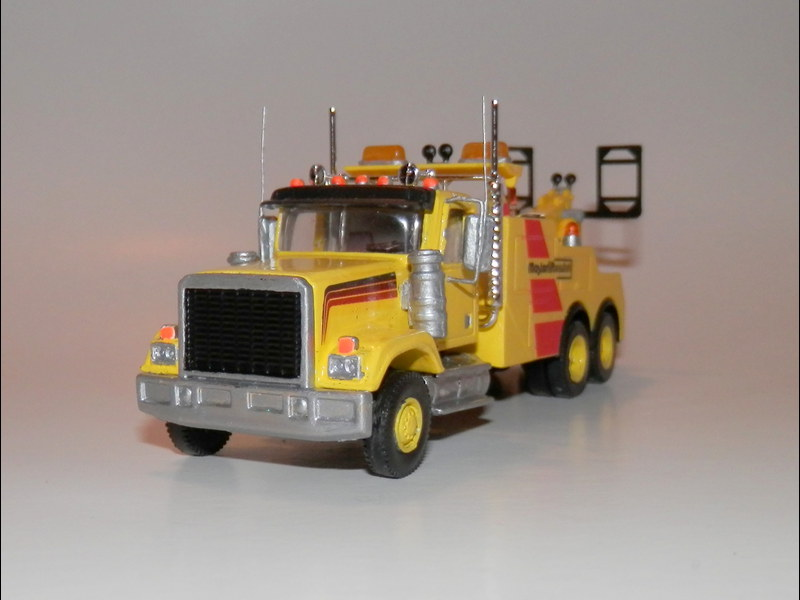 US Tow & Recovery Truck 1:87 P3150011