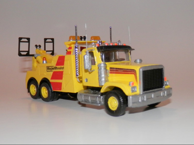 US Tow & Recovery Truck 1:87 P3150012