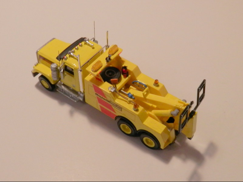 US Tow & Recovery Truck 1:87 P3150014
