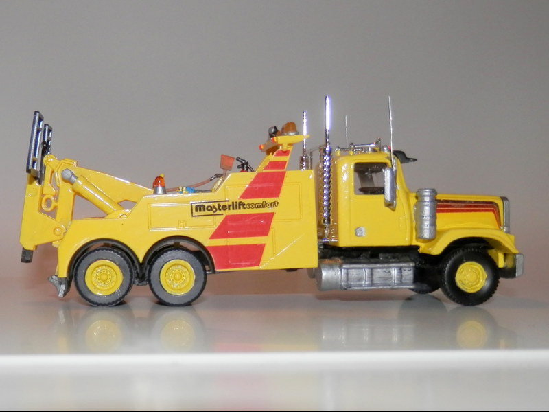 US Tow & Recovery Truck 1:87 P3160010