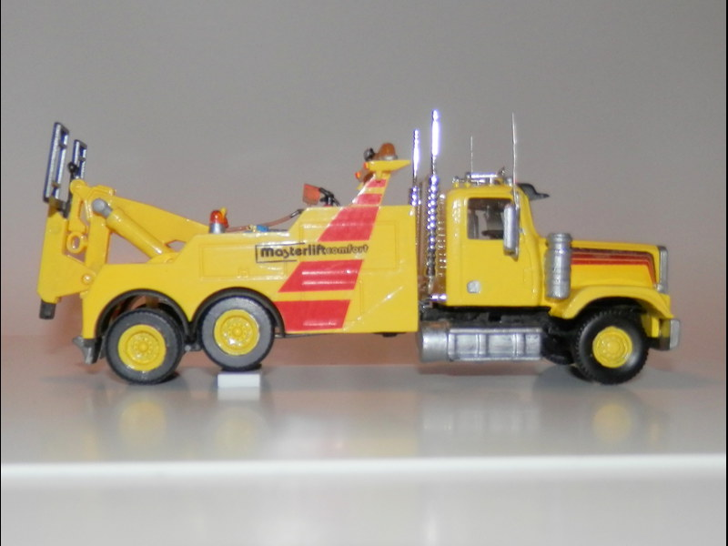 US Tow & Recovery Truck 1:87 P3160011
