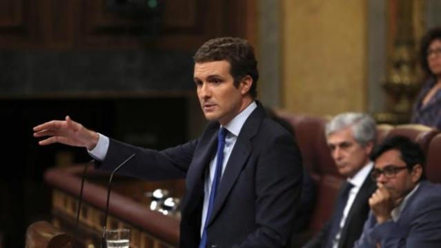 [XIII Legislatura] Debate de Investidura Pablo-10