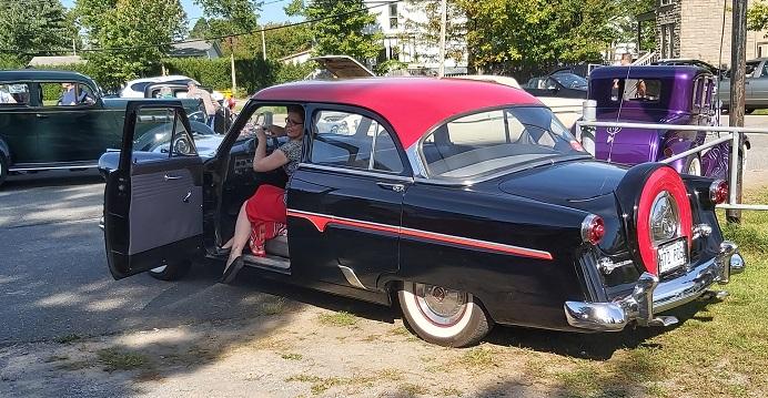 Car show au Québec 20200916