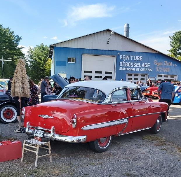 Car show au Québec 20200917