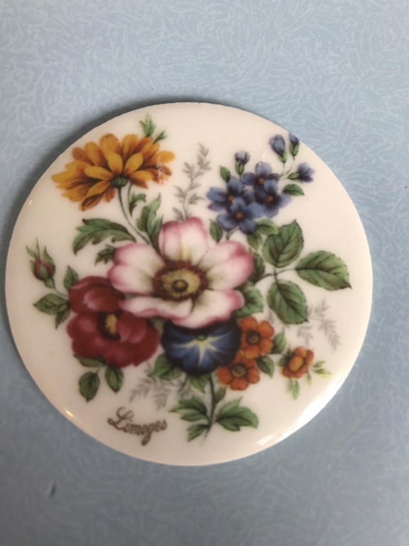 This CL Posy pattern has Limoges/Coverly made in NZ stamp Img_2011
