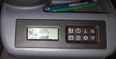 batteries et schema électrique, Marco Polo 2.2 CDI de 2006 Niveau10