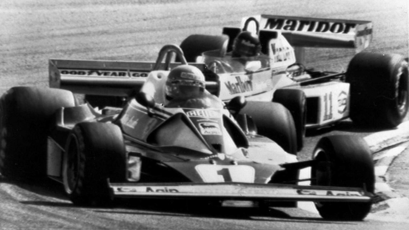 Niki Lauda - Hommage 13340810