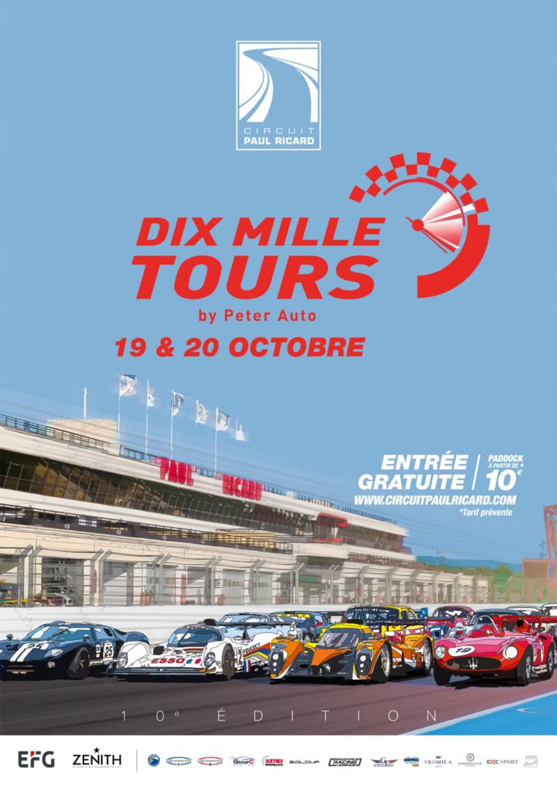 10000 Tours - Paul Ricard 2019 19071811