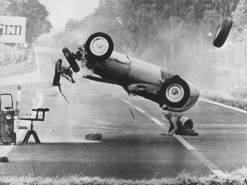 Les insolites du sport automobile. 1959-h10