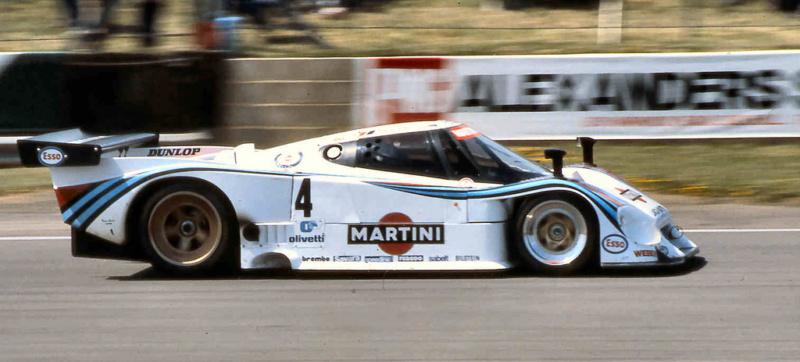 Lancia en endurance 1984-110