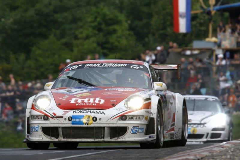 Les Porsche 911 de l'endurance 60417810
