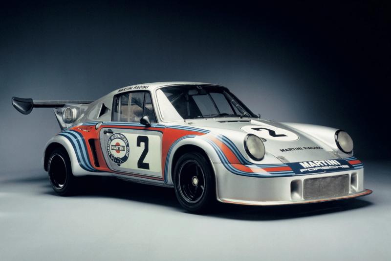 Les Porsche 911 de l'endurance 911-rs10