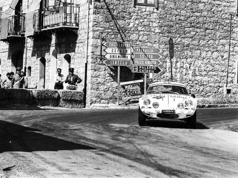 Targa Florio - 1906/1977 - Page 2 Alpine10