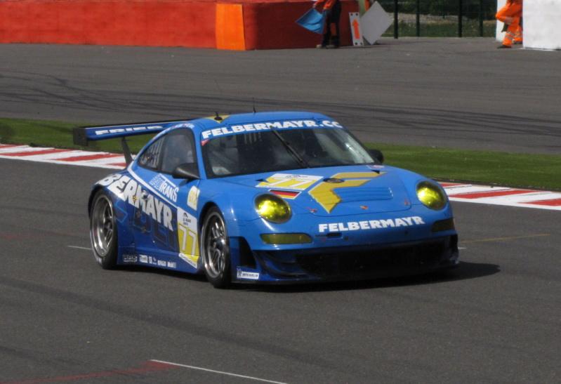 Les Porsche 911 de l'endurance Felber10