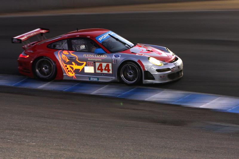 Les Porsche 911 de l'endurance Flying10